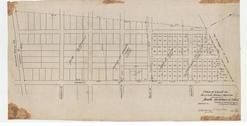 Scott Brothers Estates 1886 Rice, Allston 1890c Survey Plans